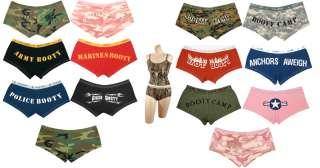 Pantalones cortos militares de botín de campo de botín del ejército