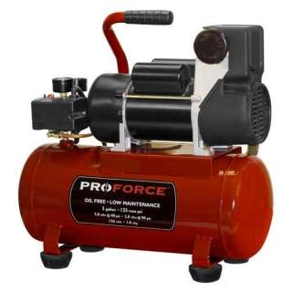 Powermate Proforce 3 Gallon Oil Free Hotdog Air Compressor Tools