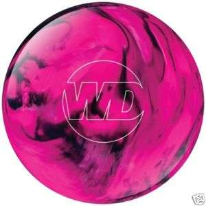 lb Columbia 300 White Dot Bowling Ball Pink & Black