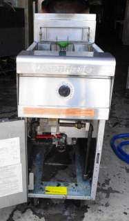 Frymaster Master Jet Pro Series Gas Deep Fryer
