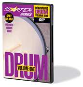 Beginning Drums   1 Learn to Play Drum Lessons DVD NEW