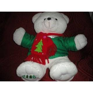 Dan Dee Collectors Choice 2006 Christmas Bear (24inches)