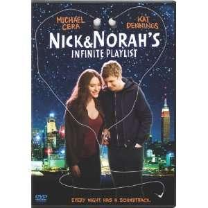 & Norahs Infinite Playlist: Michael Cera, Kat Dennings, Aaron Yoo