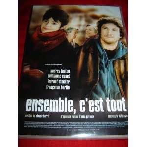 Claude Berri / 92 minutes: Francoise Bertin, Audrey Tautou, Guillaume