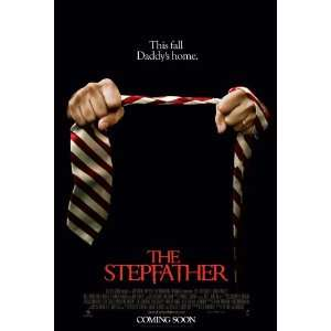 The Stepfather Poster Movie B 27x40 Dylan Walsh Sela Ward Penn Badgley