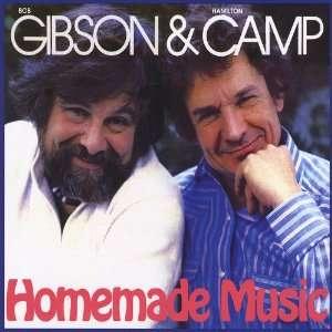 Homemade Music Bob Gibson Gibson & Hamilton Camp Music