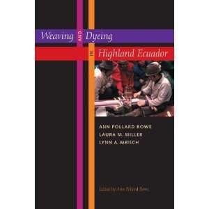 ) Laura M. Miller, Lynn A. Meisch, Ann Pollard Rowe Books