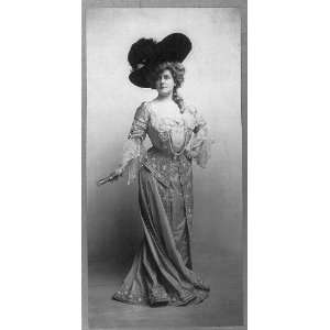 Lillian Russell,1861 1922,American actress/singer