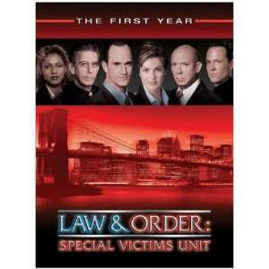 Special Victims Unit   The First Year Mariska Hargitay Movies & TV