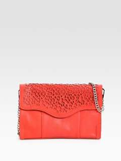 Rebecca Minkoff   Beau Cheetah Convertible Clutch