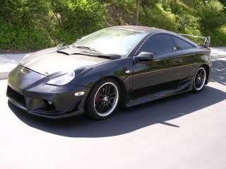 2005 Toyota Celica BOMEX Style 4 PCS Complete Body Kit Bodykit Bumper