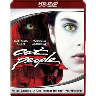 Cat People [HD DVD] ~ Nastassja Kinski, Malcolm McDowell, John Heard