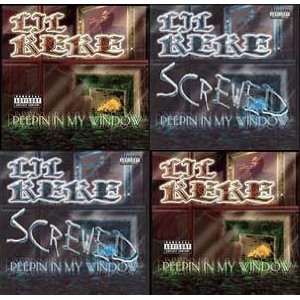 In My Window  2 CD Set Lil Keke, Fat Pat, South Park Mexican