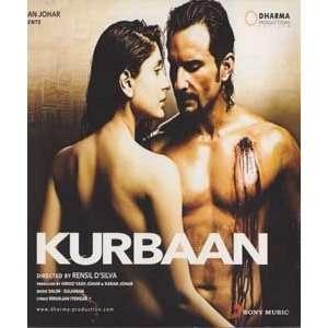 Kurbaan Hindi Dvd