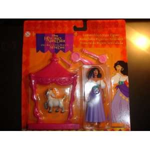 Disneys Hunchback of Notre Dame ESMERALDA ACTION FIGURE: Toys & Games
