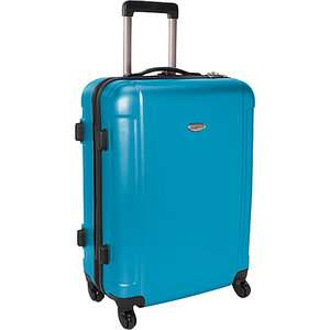 Travelers Choice Freedom 25 in. Hardshell Spinner Upright Luggage