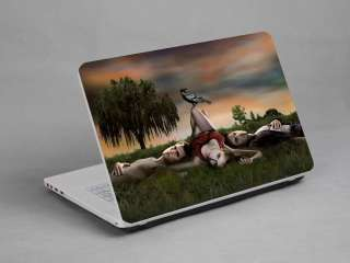 LAPTOP NOTEBOOK SKIN STICKER COVER DECAL TOSHIBA DELL HP SONY VAMPIRE