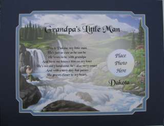 MAN POEM PERSONALIZED GIFTS BIRTHDAY, FATHERS DAY, CHRISTMAS