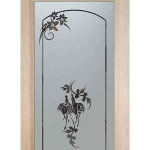 Glass Pantry Doors 2/0 x 6/8 French 1 Lite Door Oriental