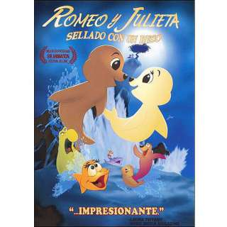 Romeo Y Julieta Sellado Con Un Beso (Romeo And Juliet Sealed With A
