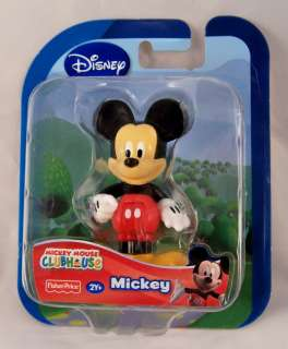 FISHER PRICE Mickey Mouse Clubhouse MICKEY FIGURINE New
