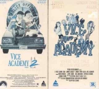 Vice Academy 1 2 VHS Ginger Lynn Allen
