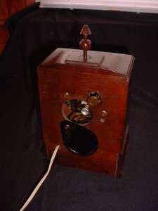 Vintage General Electric Strike Electric Mantel Clock