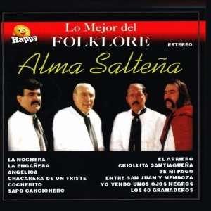 lo mejor del FOLKLORE ALMA SALTEÑA Music