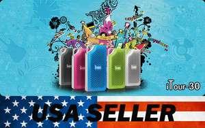DIVOOM ITOUR 30 BEST PORTABLE MINI TRAVEL SPEAKER 4 iPOD iPHONE