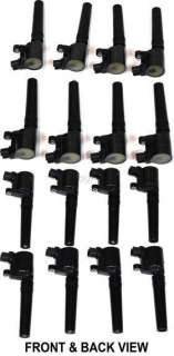 SET OF 8 NEW MALE PACK OE REPLACEMENT Ignition Coil LS