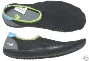 Nike Aqua Sock classic water shoes Youth boys new black
